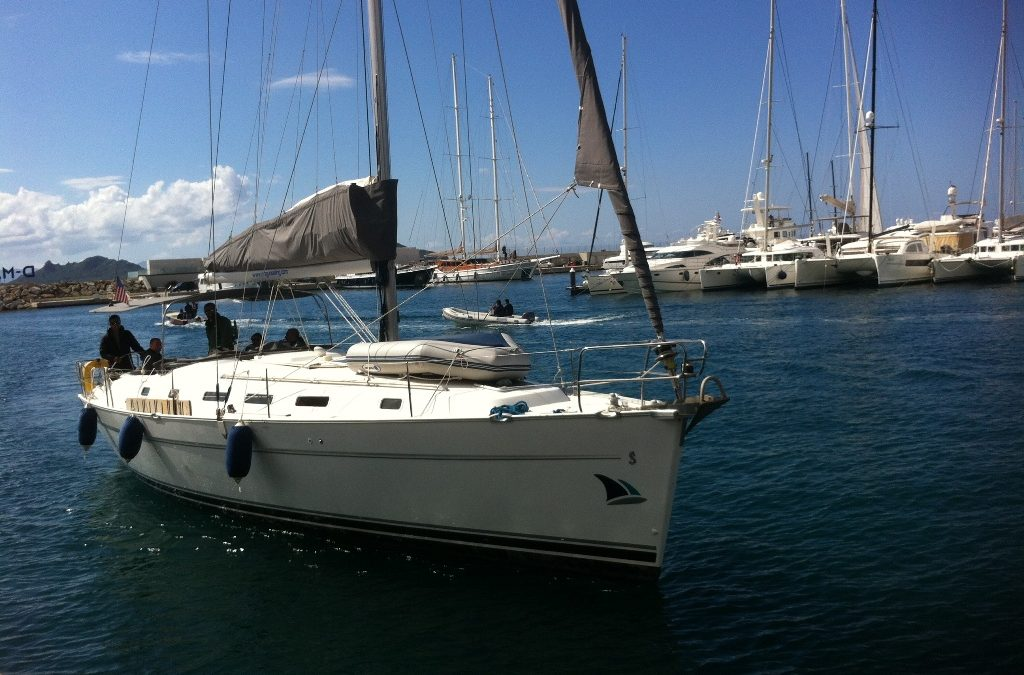 Kalypso Beneteau Cyclades 43