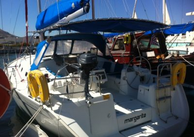 Beneteau-Cyclades-Yat-Kiralik (21)