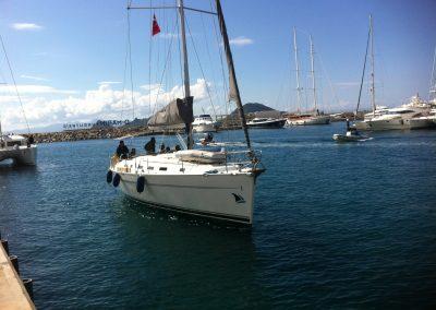 Beneteau-Cyclades-Yat-Kiralik (34)