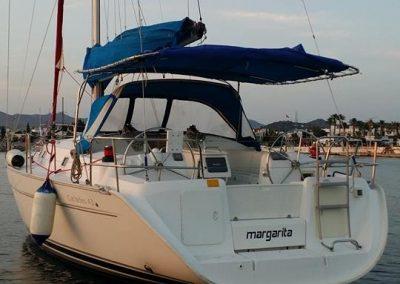 Beneteau-Cyclades-Yat-Kiralik (46)