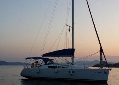 Beneteau-Cyclades-Yat-Kiralik (48)